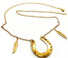 Luck of the Brave Necklace Uncovet