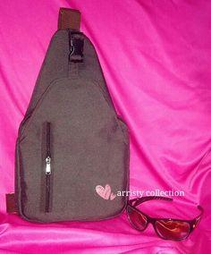Shoulder strap bag for man