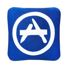 App Store Icon Pillow by Craftsquatch on Etsy, $28.00