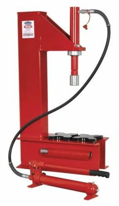 SEALEY Hydraulic Press 10tonne Bench 'C' Type, Model No. YC10B