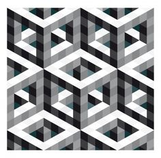 Hollow Necker Cube by Robin Hunnam | An Optical Illusion
