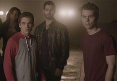 Teen Wolf Season 4 liam derek stiles  tyler hoechlin dylan o'brien dylan sprayberry