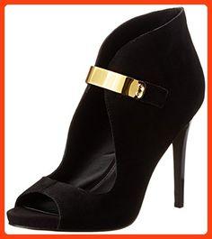 Fergie Women's Remix Dress Pump,Black,7 M US (*Partner Link)