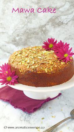 Mawa Cake | How To Make Mawa Cake Sweet Recipes, Cake Recipes, Biscuit Pudding, Indian Cake, Basic Cake, Cake Tasting, Just Cakes, Bread Cake, Baking Tins