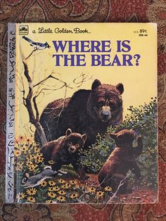 Where Is The Bear? 1978 IJ