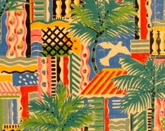 Sarah Campbell: Fabrics And Other Things