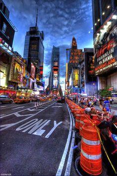 Nuevos Wonderful Fotos: Times Square, Nueva York