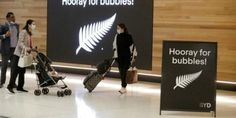 """Australian Prime Minister Scott Morrison has welcomed the opening of free travel between his country and New Zealand, saying it is a """"win-win"""" for both countries reported news agencies ANI/ Xinhua. Country Report, World Watch, News Agency, News India, Free Travel, Prime Minister, New Zealand, Countries, Bubbles"""