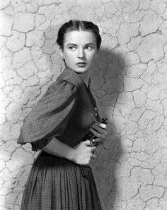 0 coleen gray with a gun