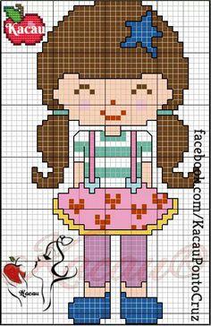 Cross Stitch Love, Cross Stitch Alphabet, Cross Stitch Patterns, Afghan Blanket, Blanket Cover, Stitch Doll, Corner To Corner Crochet, Tapestry Crochet, Craft Stick Crafts