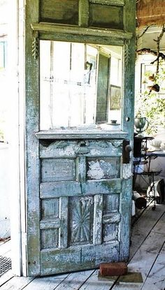 Chippy Antique Door.