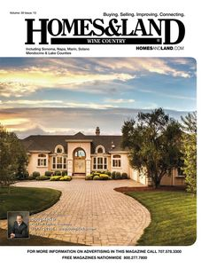 View the latest issue online of Homes & Land Wine Country #homesandlandmagazine #realestate #homesforsale