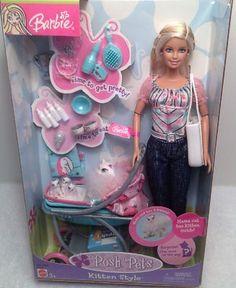 barbie posh pets