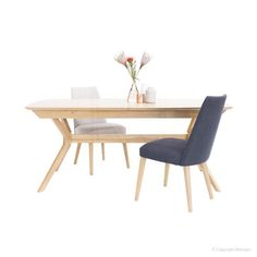 Looking for Scandinavian dining tables? Check out our Cecily Drop Leaf Extension Dining Table Pack - Oak. Buy online with fast delivery!