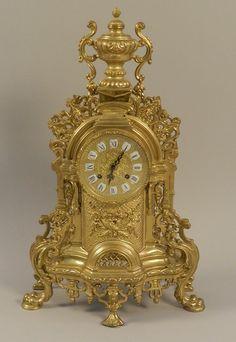 Louis XVI French Style Clock