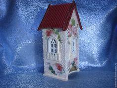 Купить Чайный домик Кружевной, чайный домик, домик, домик для чая - чайный домик