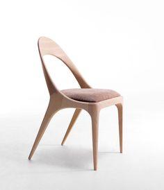 "Chaise ""Sharon"" par Paco Camús"