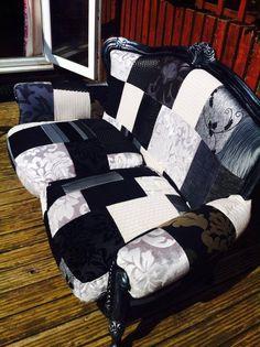 Patchwork elegant sofa ;)