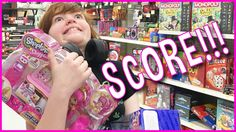 Shopkins Season 7 -  Haul Screaming My Little Pony Toys -  The Doll Hunt...