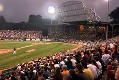 Labatt_Park, London Ontario . home of the London Tigers , AA for the Detroit Tigers.  This is The oldest continually operated baseball park in the world.. In operation since 1877.