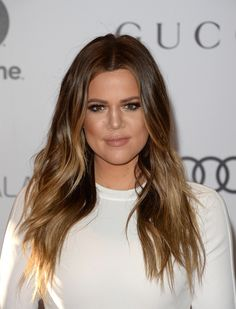 Khloe Kardashian | 24 Celebrities Who Have Perfected The Ombre Hair Color
