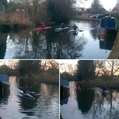 #ittakesguts out for a team paddle. Training for the first of six challenges the 125 mile non-stop Devizes to Westminster Canoe Race in support of @crohnsandcolitisuk.  #ItTakesGuts #ibd #crohns #bitcoldforaswim by ittakesguts2016