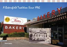 Smith's Bakery, Bakersfield, CA