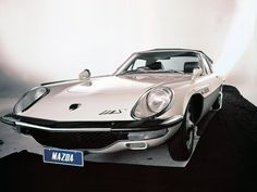 1967 Mazda Cosmo sport Maintenance/restoration of old/vintage vehicles: the material for new cogs/casters/gears/pads could be cast polyamide which I (Cast polyamide) can produce. My contact: tatjana.alic14@gmail.com