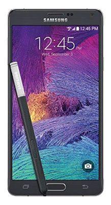 Electronics LCD Phone PlayStatyon: Samsung Galaxy Note 4, Black (Verizon Wireless) Ce... Verizon Wireless, Galaxy Note 4, Galaxies, Samsung Galaxy, Notes, Electronics, Black, Report Cards, Black People