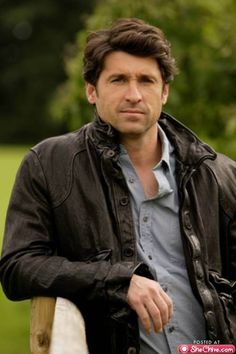 Afternoon eye candy: Patrick Dempsey
