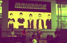 the mahoons, live at Gandaria City