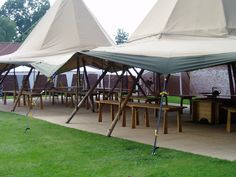 Our Two Giant Tipis are perfect for small parties of up to 120 seated guests or 150 standing. We offer different tipi lay-outs, with one tipi used as your dining area and the other as your dance-floor and bar area, or can be used as an extra outdoors bar area. Perfect for an outdoors wedding!  To see lay-out examples, please visit our website  #Tipi #GiantTipis #GiantTipi #NordicTipis #GiantTipis #TipiWedding #OutdoorsWedding #TipiParty Lay Outs, Tipi Wedding, Bar Areas, Be Perfect, Dining Area, Parties, Outdoors, Floor, Dance