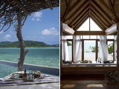 Song Saa Private Island - O que eu não dava para ir aqui...