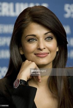 Aishwarya Rai Bachchan Attends A Photocall And Press Conference For The Film ' The Pink Panther 2' As Part Of The 59Th Berlin Film Festival , In Berlin, Germany.