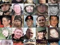 canadian fallen soldiers afghanistan -