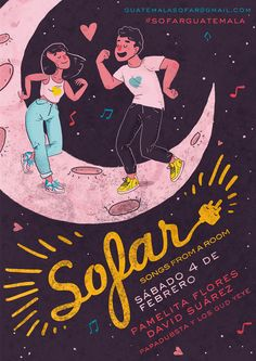 "Check out this @Behance project: ""Sofar Sounds"" https://www.behance.net/gallery/48421753/Sofar-Sounds"