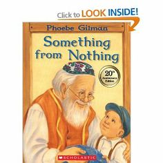 Something from Nothing: Phoebe Gilman: Vancouver City, North Vancouver, City Library, Social Studies, Language Arts, Childrens Books, Fairy Tales, Baseball Cards, Reading