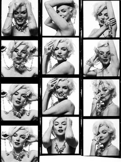 Oh Marilyn.