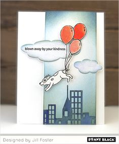Penny Black Cards, Penny Black Stamps, Dog Cards, The Fosters, Stamping, Blog, Design, Stamps