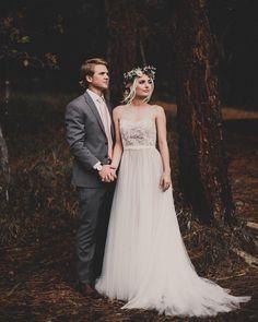 Love Aspyn's Wedding Dress
