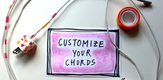 Customize Your Cords | Dormify