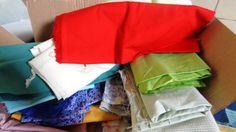 Criando e Recriando no Artesanato: Tudo começa com a seleção dos tecidos,ja pensando ...