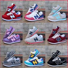 New 2016 Spring Unisex Zapatos New Casual Balanceds men women Dropship  Fashion shoes Size 36-
