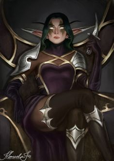 ArtStation - Iridieth, Marcela Freire