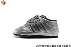 Sale Cheap Adidas X Jeremy Scott Kids JS Wings Shoes Silver Sports Shoes Shop