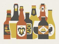 P&P / Beer_print