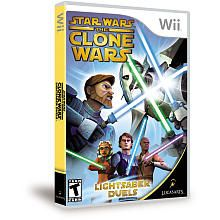 "Star Wars Clone Wars: Lightsaber Duels for Nintendo Wii -  LucasArts Entertainment - Toys""R""Us"
