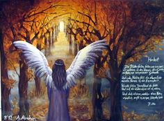 """HerbstPoesie"" Acrylbild 80 x 60 cm"