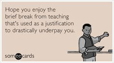 The best teacher Memes and Ecards. See our huge collection of teacher Memes and Quotes, and share them with your friends and family. Teaching Humor, Teaching Quotes, Teacher Memes, School Teacher, Teacher Stuff, Morals Quotes, Classroom Humor, Teacher Problems, Education Humor