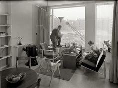 Modelwoning in Amsterdam 1956 Braun Dieter Rams, Going Blind, New Amsterdam, New West, The Old Days, Best Memories, Old Pictures, Old And New, Really Cool Stuff
